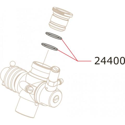 Novarossi - O-ring Venturi Carburador: NV-24400