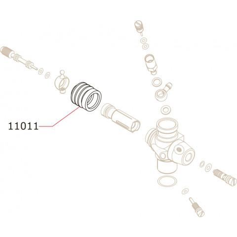 Novarossi -  Prot. anti poeira: NV-11011
