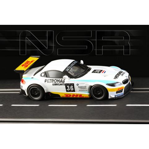 NSR - BMW Z4 Petronas #36 - Silverstone 2012: 0045aw