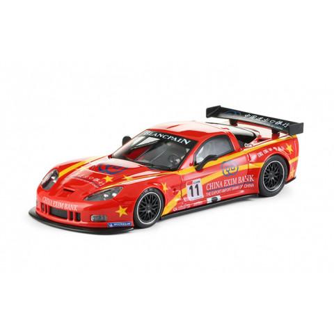 NSR - Corvette C6R - Exim Bank Team China #11 - FIA GT: 1191AW