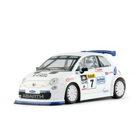 NSR - FIAT Abarth 500 #7, Assetto Corse - Trofeo Abarth Selenia - 0040SW