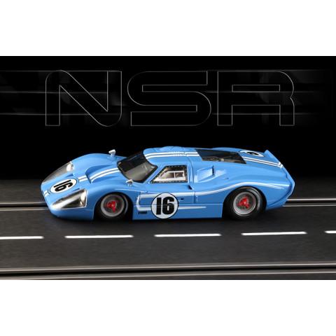 NSR - Ford MK IV #16: Revival J16 - 0050SW