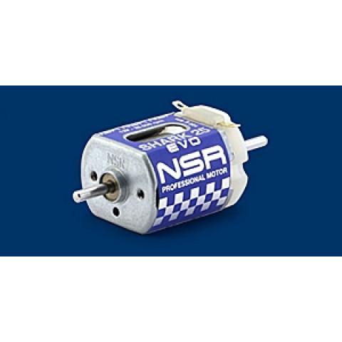 NSR - Motor Shark, 25.000 RPM EVO (azul) - 3043
