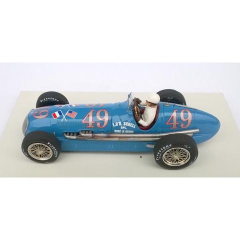 Ostorero - Maserati 8CTF #49 L.O. Shell 1940 - Renè Le Begue Indi 500: ODG 062