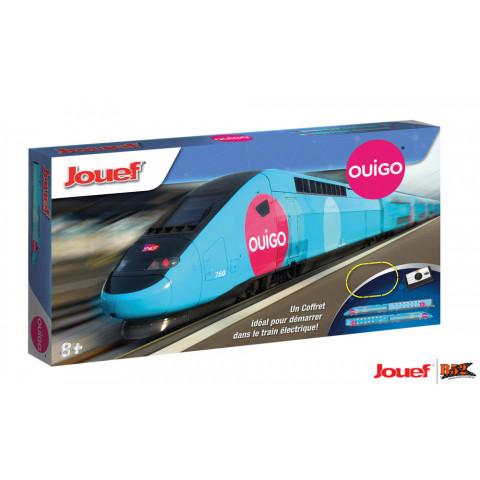 Jouef HO - Caixa Básica TGV OUIGO (Electric Train Set): HJ1042