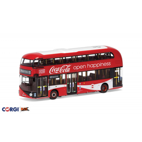 Corgi - Routemaster - London United, Coca-Cola®: OM46623