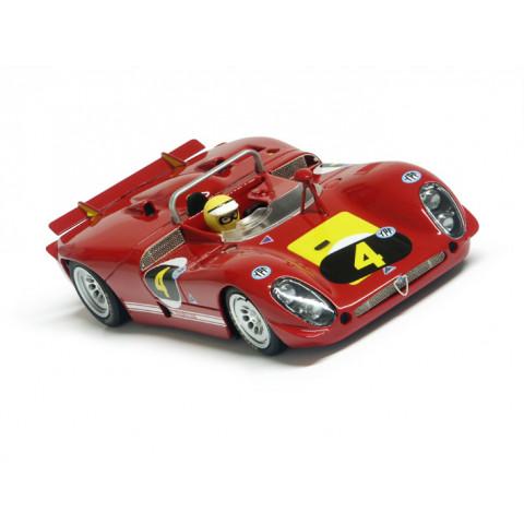 Racer - Alfa T33/3 #4 - Buenos Aires 1000 Km 1970: RCR47A