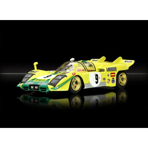 Racer - Ferrari 512S #9 - 24Hs Le Mans 1970: RCR66