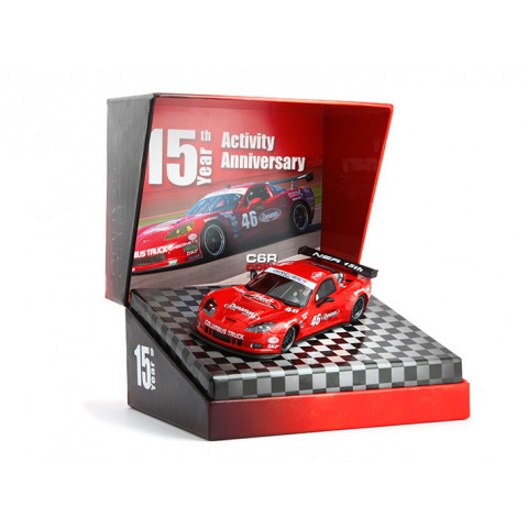 NSR - Corvette C6R #46 - 24h Daytona L. Edition - SET07 - 15th Aniversário