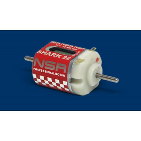 NSR - Motor Shark, 22.400 RPM (vermelho) - 3001