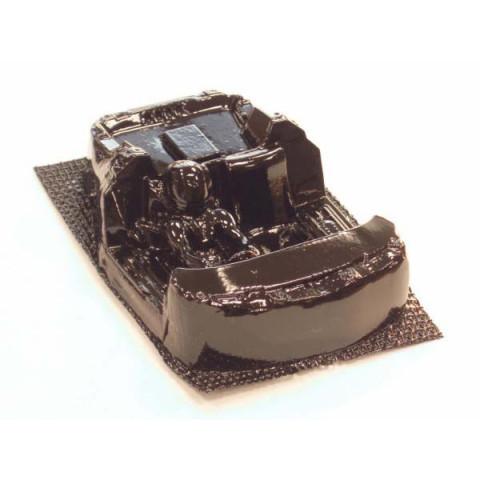 Slot.it - Cockpit Ford GT40 em Lexan - CS18il