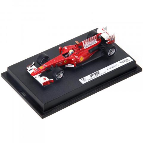 Hot Wheels - Ferrari F10 Massa #7, Edição GP Bahrain - 1/43: T6290