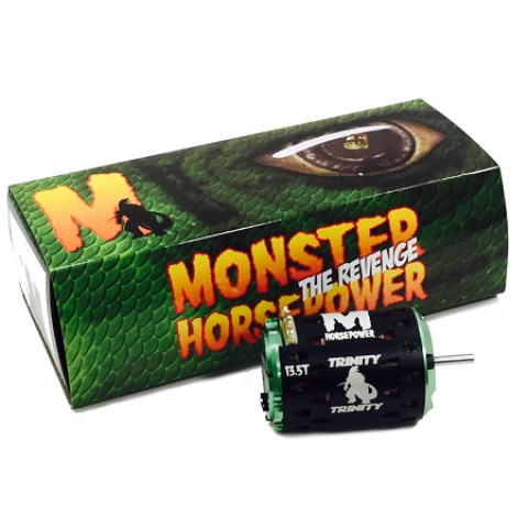 Trinity - Monster MAXZILLA 13.5t - 1/10: ROAR Legal - TEP1501M