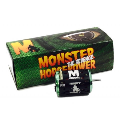 Trinity - Monster MAXZILLA 17.5t - 1/10: ROAR Legal - TEP1502M