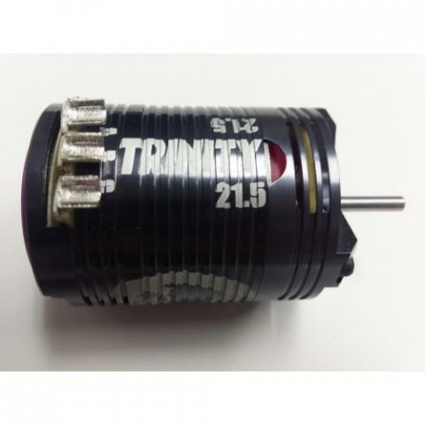 Trinity - Motor D4 1S 21.5 MAXZILLA: Short Stack - 1/10: TEP1703RM