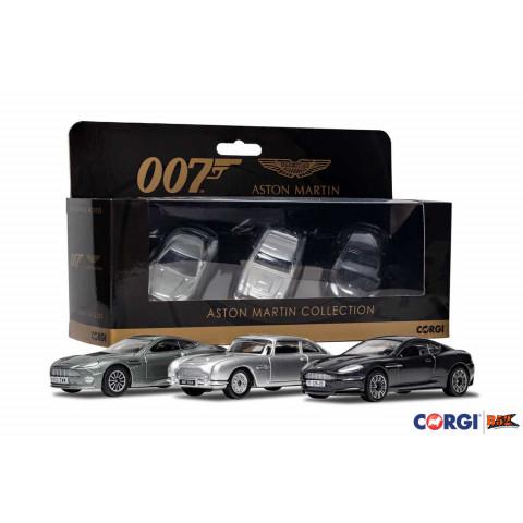 Corgi - James Bond Aston Martin Collection: TY99284