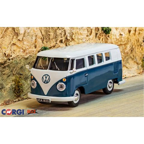 Corgi - VW Kombi, Type 2 Camper: VA08102