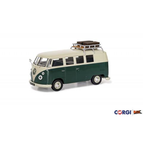 Corgi - VW Kombi, Type 2 1500 SP Devon Caravette: VA14500
