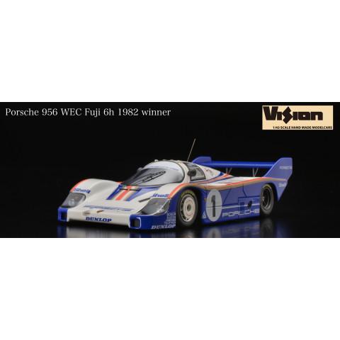 Vision 1:43 - Porsche 956 #1 - 1982 - Winner