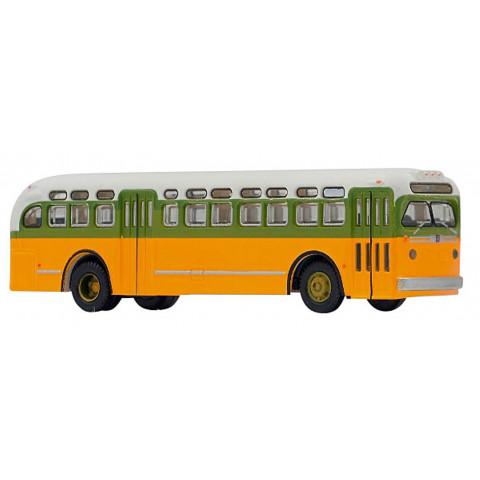 """TOMYTEC - Ônibus Estático """"N"""", Compatível com """"BUS System"""", GMC TDH4512: WB001"""