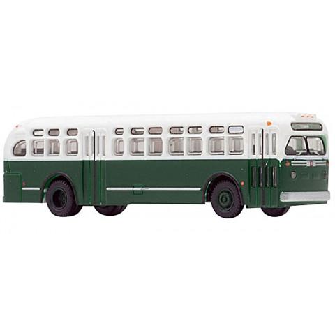 """TOMYTEC - Ônibus Estático """"N"""", Compatível com """"BUS System"""", GMC TDH4512: WB003"""
