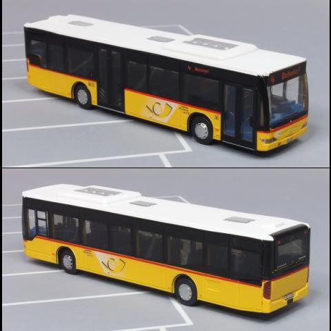 """TOMYTEC - Ônibus Estático """"N"""", Compatível com """"BUS System"""", MB CITARO: WB006"""