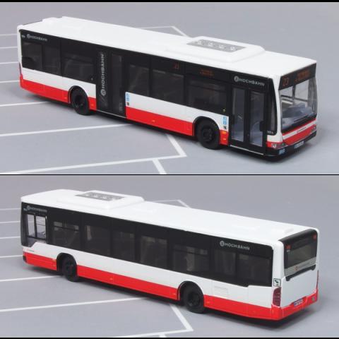 """TOMYTEC - Ônibus Estático """"N"""", Compatível com """"BUS System"""", MB CITARO: WB007"""